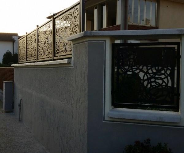 recinzioni in ferro 6